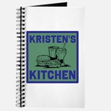Personalized Kitchen Journal