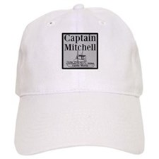 Personalized Baseball Captain Baseball Cap