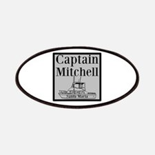 Personalized Captain Patches