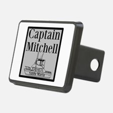 Personalized Captain Hitch Cover