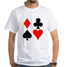 Playing Card Suits Shirt