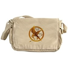 Hunger Games Mocking Jay Messenger Bag