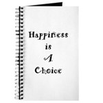 Happiness is A Choice Journal