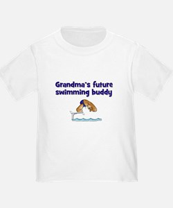 Grandma's Future Swimming Buddy T