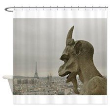 Paris No.2 Shower Curtain