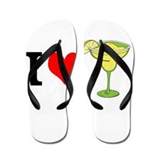 ilovemargarita Flip Flops