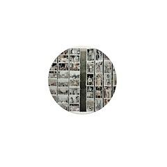 Paris No.3 Mini Button (100 pack)