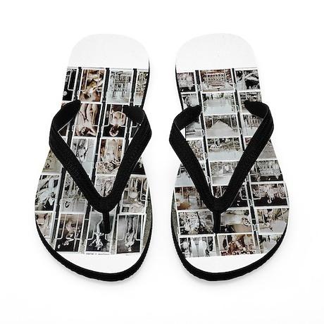 Paris No.3 Flip Flops