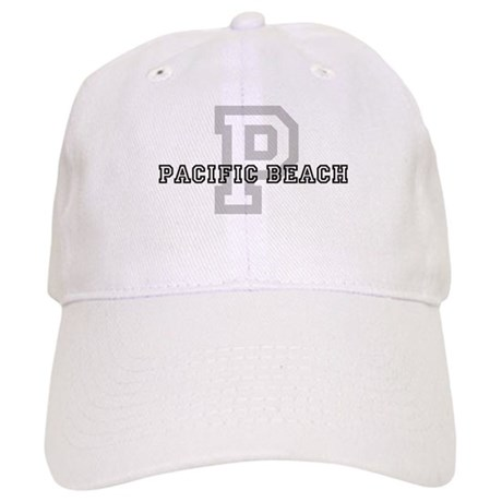 Pacific Beach (Big Letter) Cap