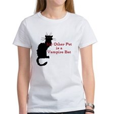 My Other Pet is a Vampire Bat Tee