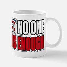 Re-elect No One Mug