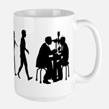 Optometrist Large Mug