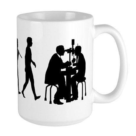 Optometrist Large Mug