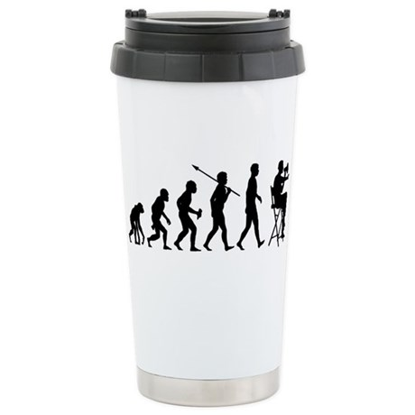 Movie Director Stainless Steel Travel Mug