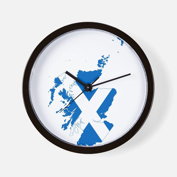 Scottish Clocks Scottish Wall Clocks Large Modern