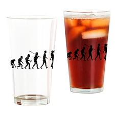 Photographer Drinking Glass