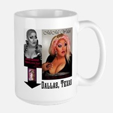 Triple Threat Dallas Texas Mug