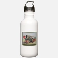 The Minneapolis Steam Tractor Water Bottle
