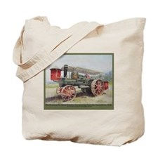 The Minneapolis Steam Tractor Tote Bag
