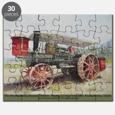 The Minneapolis Steam Tractor Puzzle