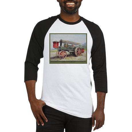 The Minneapolis Steam Tractor Baseball Jersey
