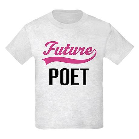 Future Poet Kids Light T-Shirt