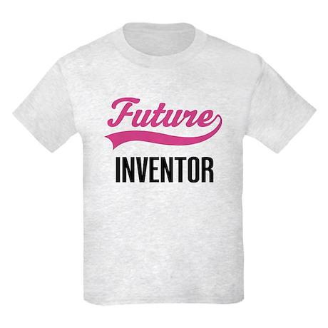 Future Inventor Kids Light T-Shirt