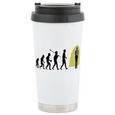 Stand-Up Comedian Travel Coffee Mug