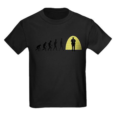 Stand-Up Comedian Kids Dark T-Shirt