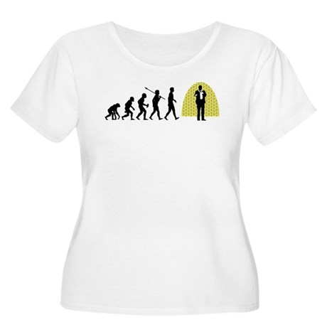 Stand-Up Comedian Women's Plus Size Scoop Neck T-S