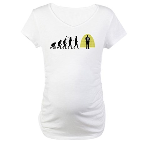 Stand-Up Comedian Maternity T-Shirt