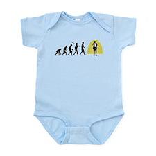 Stand-Up Comedian Infant Bodysuit
