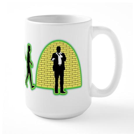 Stand-Up Comedian Large Mug