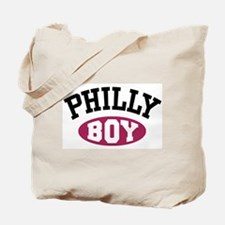 Philly Boy Tote Bag