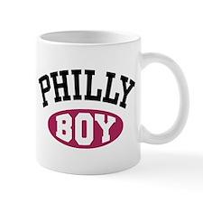 Philly Boy Mug