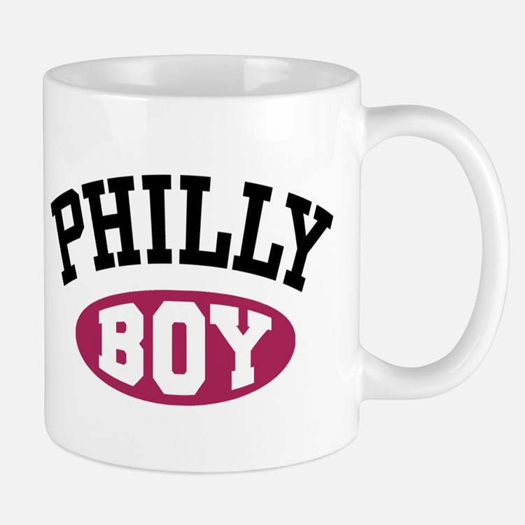 Philly Boy Mug