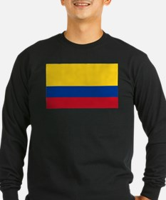 Flag of Colombia T