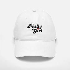 Philly Girl Baseball Baseball Cap