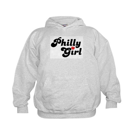 Philly Girl Kids Hoodie