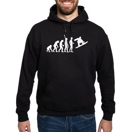 evoluiton snowboard Hoodie (dark)