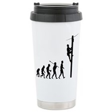 Telephone Technician Travel Mug