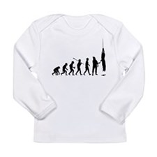 Torturer/Interrogator Long Sleeve Infant T-Shirt