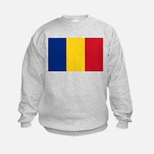 Flag of Romania Sweatshirt