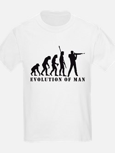 evolution sport shooting T-Shirt