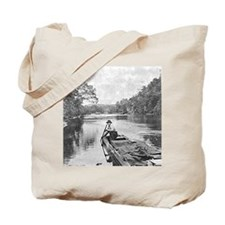 Unique Rivers Tote Bag