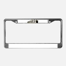 Telemarketer License Plate Frame