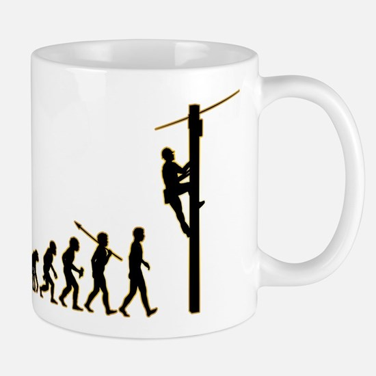 Telephone Technician Mug