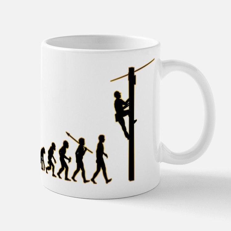 Telephone Technician Mug