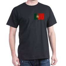 Portuguese Football Flag T-Shirt