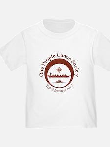One People Canoe Society Tribal Journeys 2012 Todd